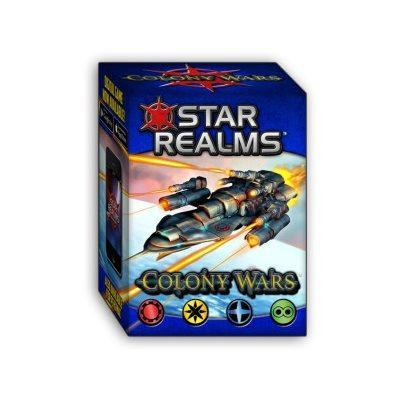 Star Realms Extension : Colony Wars