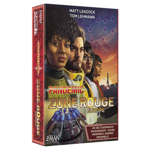 Pandemic: Red Zone - Europe (Fr)