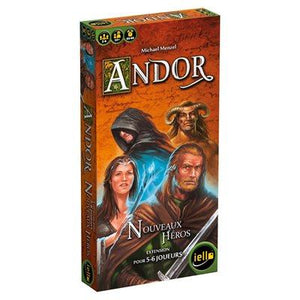 Andor Extension: New Heroes (Fr)