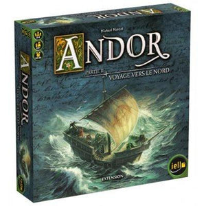 Andor Extension: Voyage To The North (Fr)