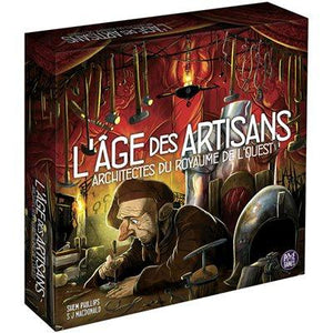 Architects Of The Western Kingdom Extension: The Age Of Craftsmen (Fr)