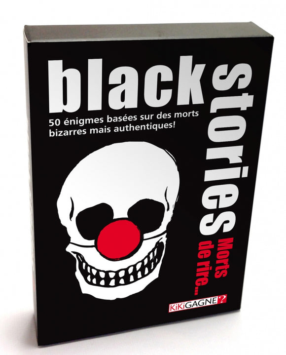 Black Stories : Mort De Rire