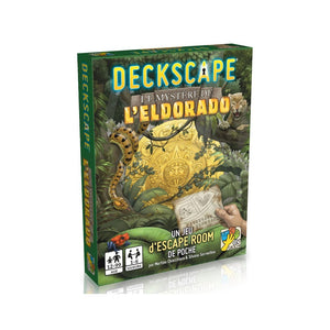 Deckscape: The Mystery Of El Dorado (Fr)