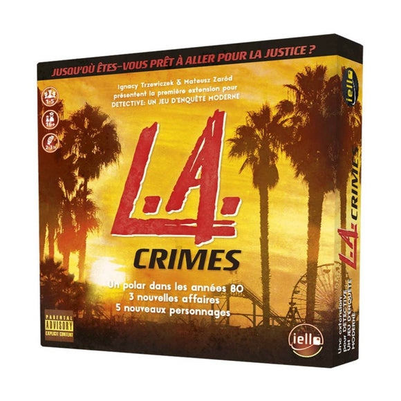 Detective Extension : L.A. Crimes (Fr)