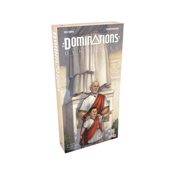Dominations Extension : Dynasties (Fr)