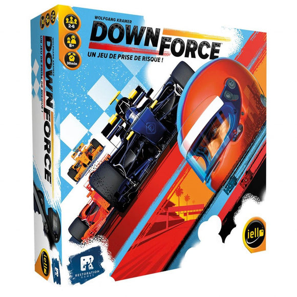 Downforce Extension : Course Sauvage (Fr)