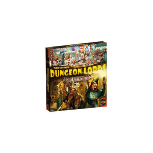 Dungeon Lords Extension: The Monster Fair