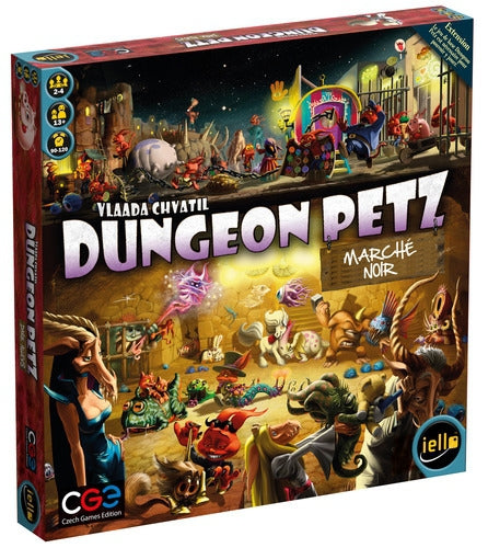 Dungeon Petz Extension : Marché Noir (Fr)