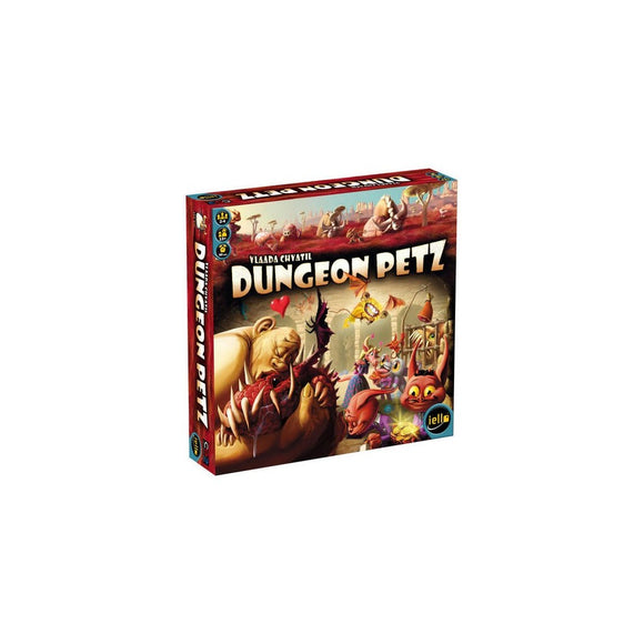 Dungeon Petz (Fr)