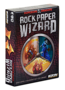 Dungeons & Dragons : Rock Paper Wizard