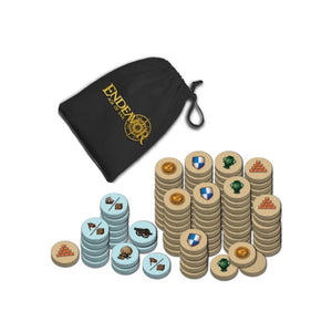 Endeavor: Bags and Tokens