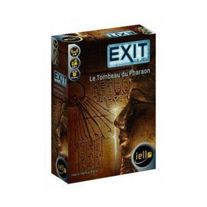 Exit: The Tomb of the Pharaoh