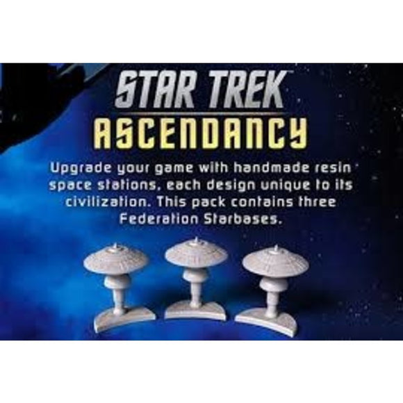 Star Trek Ascendancy Extension : Federation Starbases