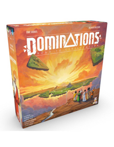Dominations: Road To Civilization (Fr)