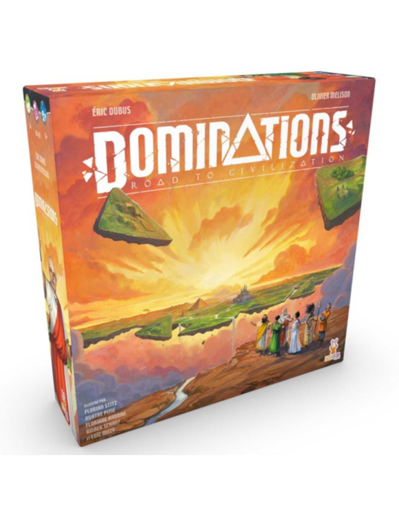 Dominations : Road To Civilization (Fr)