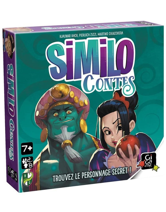 Similo : Fables (Fr)