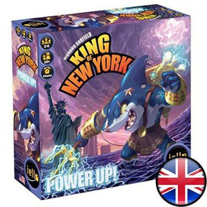 King Of New York Extension: Power Up! (In)