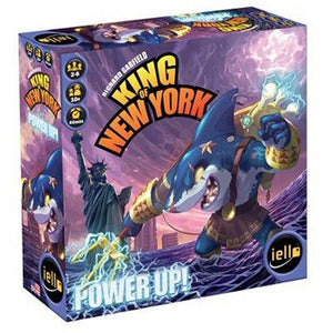 King Of New York Extension: Power Up