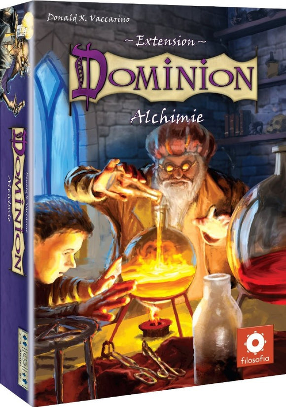 Dominion Extension : Alchimie (Fr)