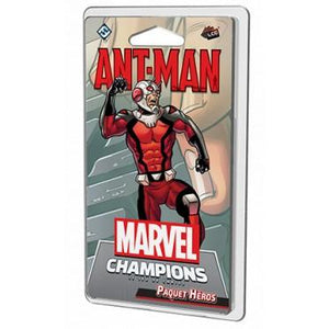 Marvel Champions Extension: Ant-Man - Hero Pack (Fr)