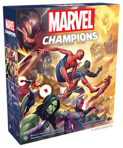 Marvel Champions: The Living Card Game (En)