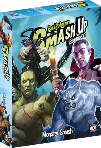 Smash Up Extension: Monster Smash (En)