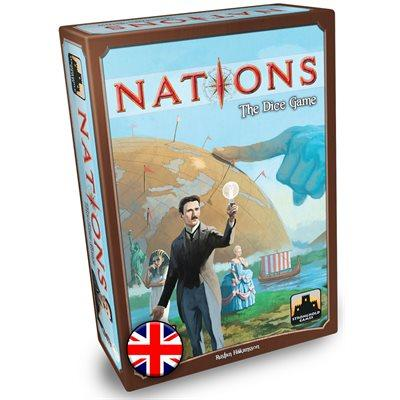 Nations : The Dice Game (En)