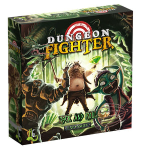 Dungeon Fighter Extension: Rock And Roll