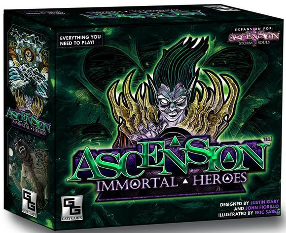 Ascension Extension : Immortal Heroes