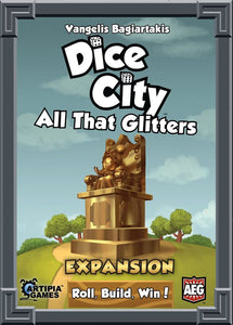 Dice City Extension: All That Glitters