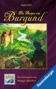 Castles Of Burgundy - The Card Game
