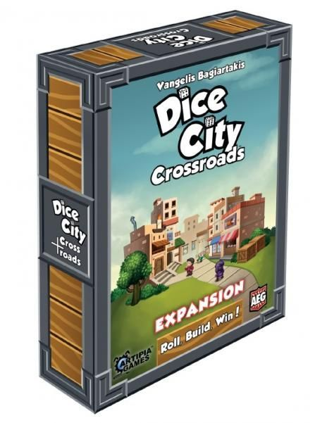 Dice City Extension : Crossroads