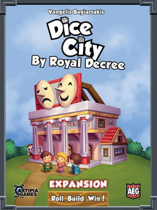 Dice City Extension: By Royal Decree