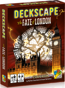 Deckscape: The Fate Of London (En)