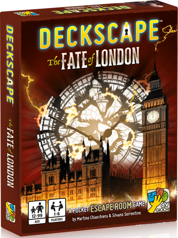 Deckscape : The Fate Of London (En)