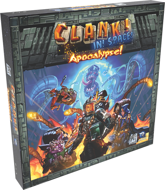 Clank! In! Space! Extension : Apocalypse!