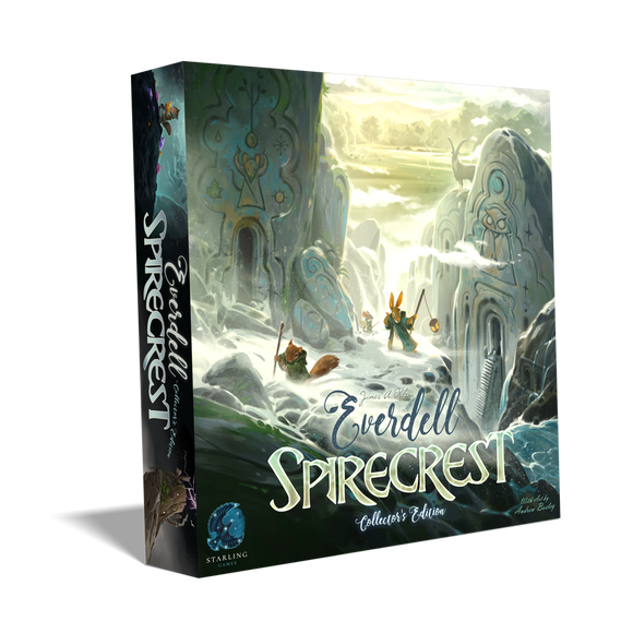 Everdell Extension : Spirecrest (En)