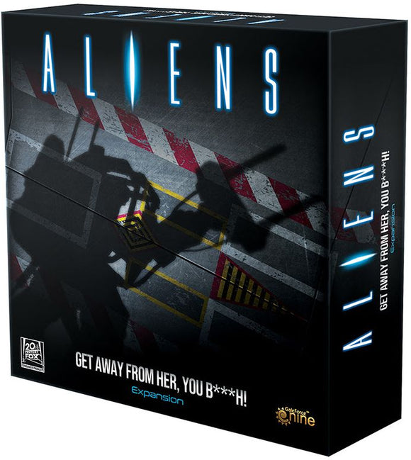 Aliens Extension : Get Away From Her You B***h! (En)