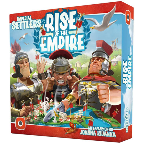 Imperial Settlers Extension : Rise of the Empire