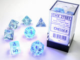 Borealis 7-Die Icicle / Light Blue with Luminary