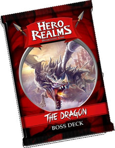 Hero Realms : Dragon Boss Deck Pack (En)