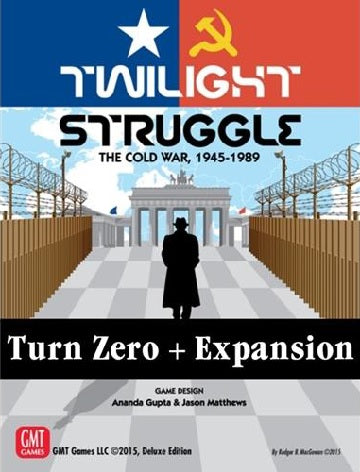 Twilight Struggle Extension : Turn Zero