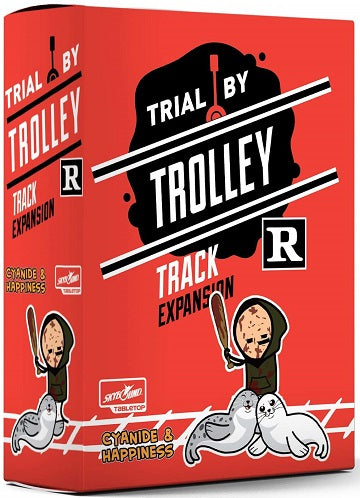 Trial by Trolley Extension : R-Rated Track