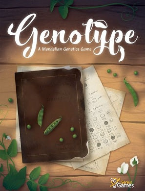 Genotype: A Mendelian Genetics Game (En)