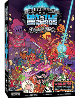 Epic Spell Wars Of The Battle Wizards : Panic At The Pleasure Palace