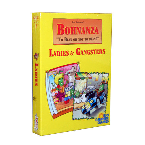 Bohnanza : Ladies & Gangsters (En)