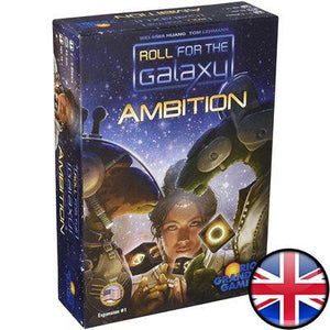 Roll For The Galaxy Extension : Ambition
