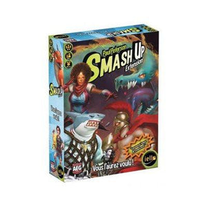 Smash Up Extension: You'll Want It