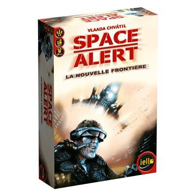 Space Alert Extension : La Nouvelle Frontière