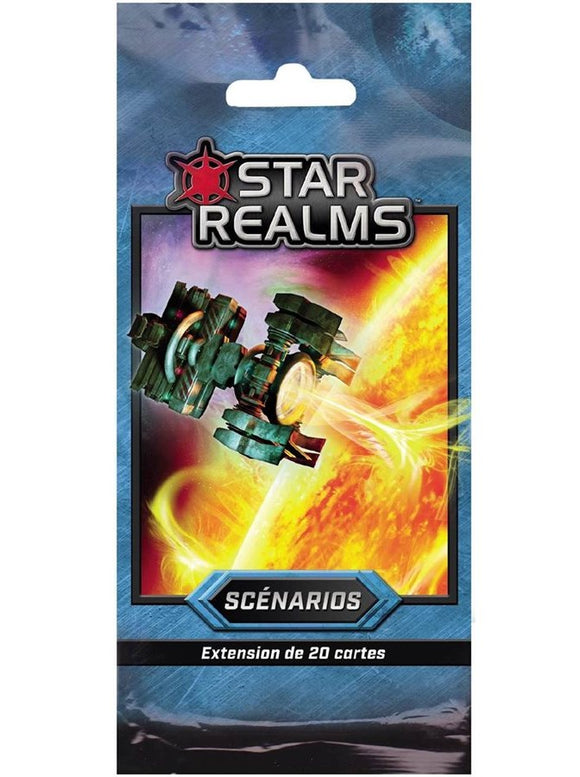 Star Realms Extension : Scénarios (Fr)